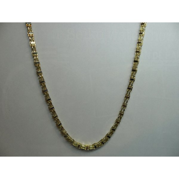 Magnum Necklace Two Tone