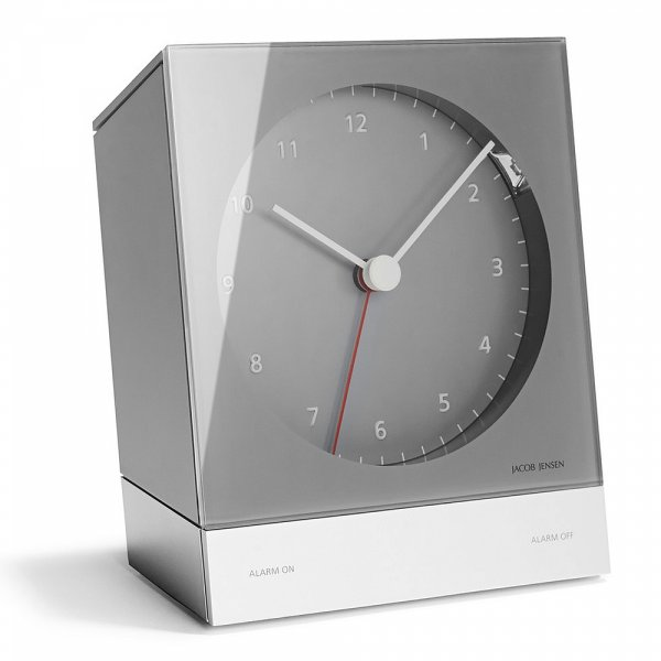 Jacob Jensen Alarm Clock 340