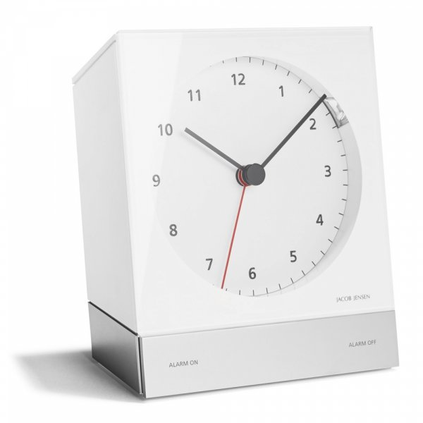 Jacob Jensen Alarm Clock 342