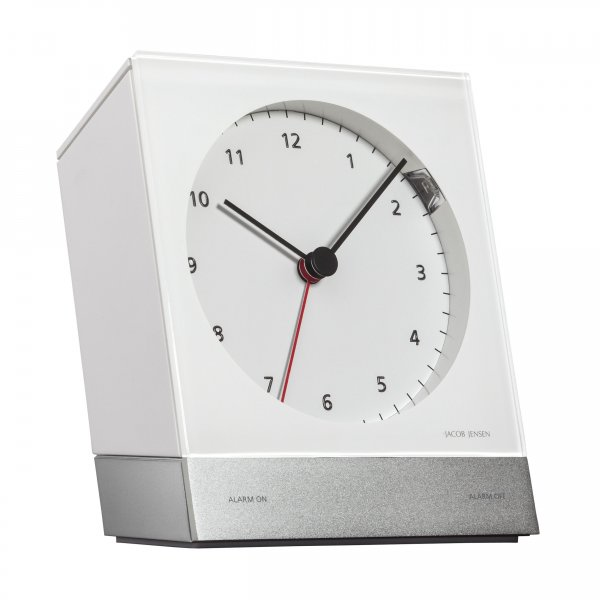 Jacob Jensen Alarm Clock Radio Controlled 352