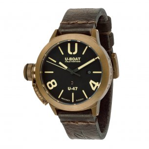 U-Boat Classico U-47 Bronze Watch 7797