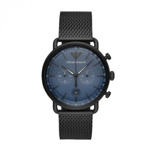 Emporio Armani Aviator Watch AR11201
