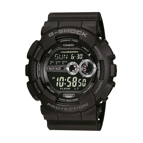 G-Shock Classic Military Series Horloge GD-100-1BER