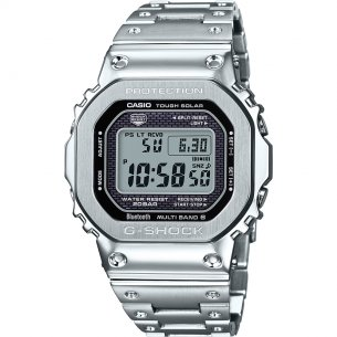 G-Shock Classic Stainless Steel 35th Anniversary Limited Edition Horloge GMW-B5000D-1ER