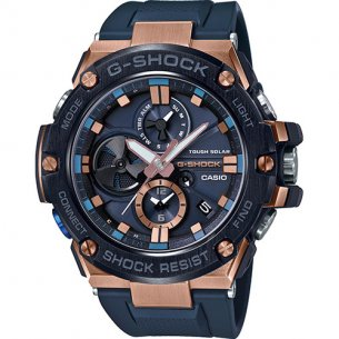 G-Shock G-Steel Tough Solar Horloge GST-B100G-2AER