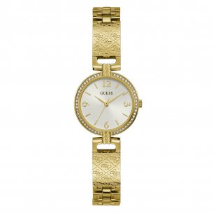 Guess Watches Mini Luxe Horloge GW0112L2