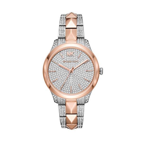 City Diamonds Amsterdam Michael Kors Runway Mercer Horloge