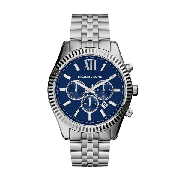 800d99d0cd89c City Diamonds Amsterdam - Michael Kors Lexington Horloge MK8280