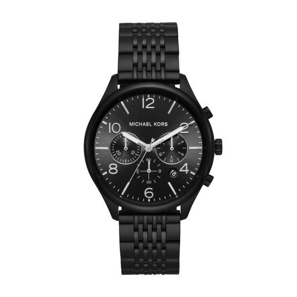 City Diamonds Amsterdam Michael Kors Merrick Horloge MK8640