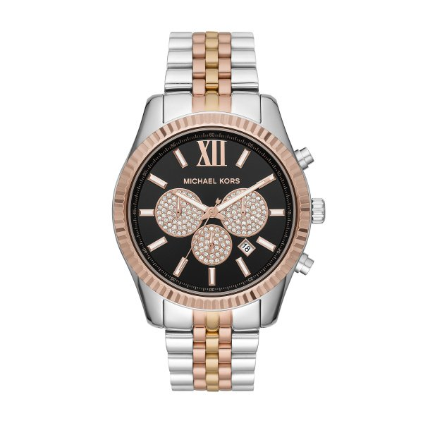 bdceef8db1562 City Diamonds Amsterdam - Michael Kors Lexington Horloge MK8714