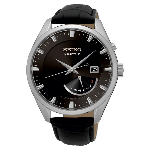Seiko Kinetic Horloge SRN045P2