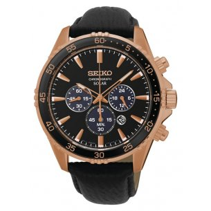 Seiko Solar Watch SSC448P1