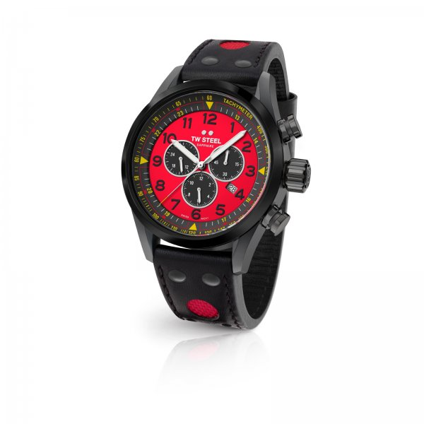 TW Steel Coronel TCR Limited Edition Horloge SVS304