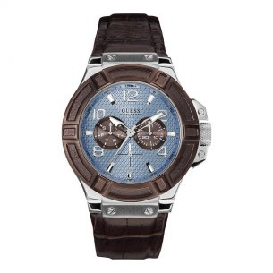GUESS Watches Heren Horloge W0040G10