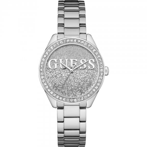 Guess Watches Glitter Girl Horloge W0987L1