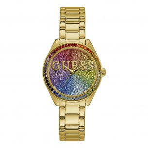 Guess Watches Glitter Girl Horloge W0987L5