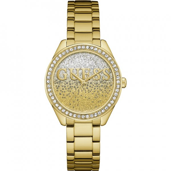 Guess Watches Glitter Girl Horloge W0987L2