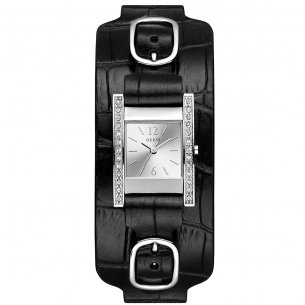 GUESS Watches Buckle Up Horloge W1136L2