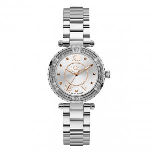 Gc Watches LadyDiver Cable Horloge Y41001L1