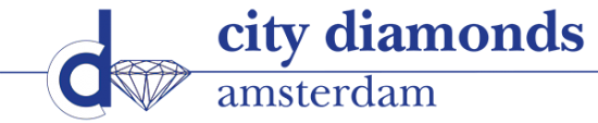 City Diamonds - Alliance Staafhanger Geelgoud 4st.